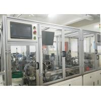 Automotive Relay Automatic Assembly Machine , Electronic Assembly Line Equipment