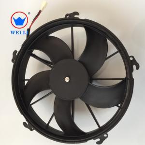 China Low noise longer lifetime 24volts dc copper motor brushed bus A/C condenser fan on sale