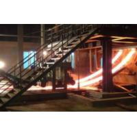 PLC Control Billet Continuous Casting Machine , Continuous Casting Of Steel Billets 200×200 mm