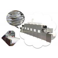 China Tunnel Structure Industrial Microwave Oven Equipment , Quick Defrost Machine wholesale