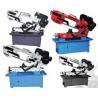 China High Speed Manual Clamping Rebar Coupler Machine Metal Band Sawing Machine wholesale
