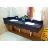 China Prefabricated Granite Overlay Countertops With Apron Skirting , Easy To Clean wholesale