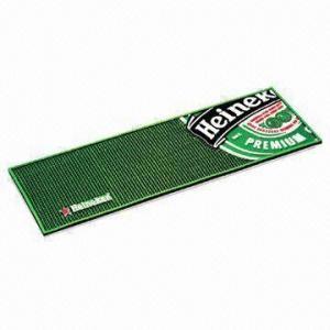 China Promotional PVC Bar Mat wholesale