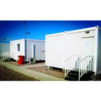 China Red Floor Prefabricated Commercial Buildings Multifarious Polychrome For Travel wholesale
