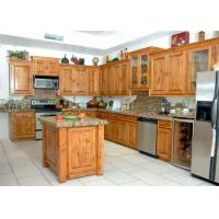 China American Wall Mounted Kitchen Cabinets Traditional Design For Kitchen Room Furniture wholesale