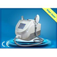 China Elight + Ipl + Shr Multifunctional Beauty Machine Home Laser Hair Removal Device wholesale