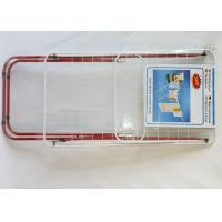China Residential Stainless Steel Clothes Drying Rack , Collapsible Laundry Drying Rack wholesale