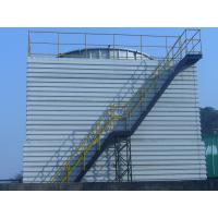 China Open Circuit FRP Cooling Tower , Counterflow Type Cooling Towers wholesale