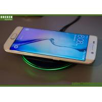 China 5v 2A Universal Fast Charge Wireless Charger 69g Security For Xiaomi OEM / ODM wholesale