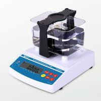 European Type Solid Density Meter Automatic Zero Tracking 10 Group Data Storage