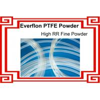 China PTFE Fine Powder / RR:1500:1 / Paste Extrusion Processing / Cable&Wire wholesale