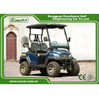 China Aluminum Chassis Four Wheel Drive Small Golf Cart For Two Person on sale