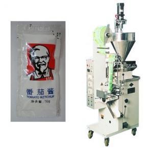China Ketchup Bag Packing Machine, Sauce Bag Packing Machine, Liquid Bag Packaging Machine wholesale