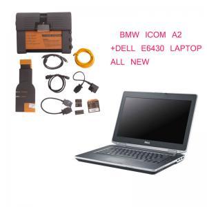 China Multi Language BMW ICOM A2 Wifi DELL E6430 Laptop Diagnostic Tool wholesale