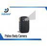 China 警備員ボディ カメラのレコーダーDVRの黒の警察のポケット・カメラ wholesale