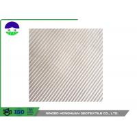 China PET Multifilament Woven Geotextile 180kN wholesale