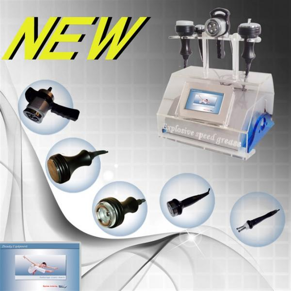 Quality Cavitation +RF+ Vacuum +BIO Micro-Current Treatment for sale