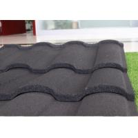 China Colored Glazed Galvalume Material Stone Coated Metal Roofing Tiles wholesale