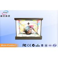 China Full HD IR Multi Touch Transparent LCD Display / Advertising Player 26