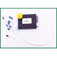 China Coarse wavelength division multiplexer Mux/Demux with Express Channel wholesale