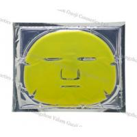China Lemon Collagen Crystal Facial Mask With Facial / Eye Mask For Moisturing, Nourishing wholesale