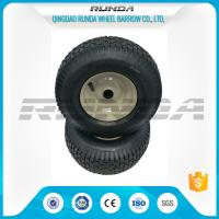 "China Multifunctional Heavy Duty Casters Rubber Wheels 13""X5.00-6 For Wagon Cart wholesale"
