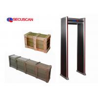 China 6-12-18 zones economical High sensitivity walk through metal detector for entrance security check wholesale