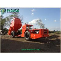 China RT - 12 Commercial Dump Truck With DEUTZ Air Cooled Diesel Engine wholesale