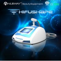 most effective portable HIFUSHAPE slimming machine for body slimming and body shaping