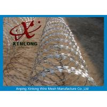 China Diamètre de fil de la barrière 2.5mm de maille de barbelé de rasoir d'acier inoxydable XLF-12 wholesale
