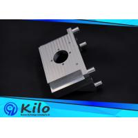 0.02mm Tolerance Aluminium Rapid Prototyping CAD PRO Print With Silk Screen Finish