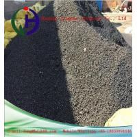 China High Performance Modified Coal Tar Pitch For Road Paving Construction wholesale