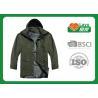 China Outdoor Fleece Hunting Jacket , Waterproof Shooting Jacket L-007 wholesale