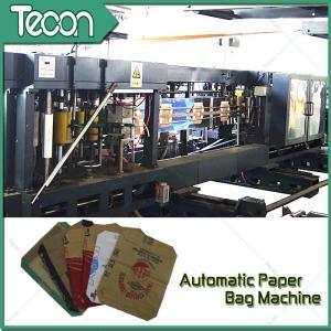 Buy cheap Плоское дно наклеивая бумажный мешок формируя машину которая может упаковать цемент 50Кг from wholesalers