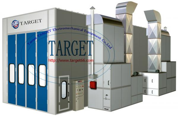 Quality Bus spray booth for sale/industrial paint room/truck painting and baking oven TG-15-50 for sale