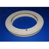 China Stabilized Zirconia ZrO2 Ceramic Seal Rings Big Diameter With Wear Resistant Material wholesale