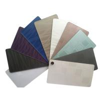 China High glossy Acrylic Sheet(PMMA) for kitchen shutter(1220*2440*0.9MM) on sale