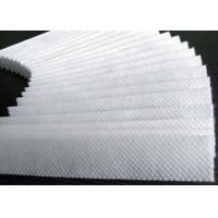 China 100% Virgin PP Spunbond Woven And Non Woven Fabric Roll 10-320cm Width wholesale