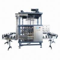 China Liquid and Viscous Packing Machine with 3kW Power and 20 to 100mm Pouch Width wholesale