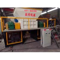 China Scrap Car Recycling small metal shredder Tire Plant tire machine shredding plant wholesale