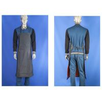 China Food Processing Protective Clothing Aprons Corrosion Resistant 115 X 75 Cm Size on sale