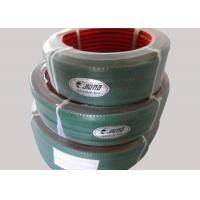 China Corrugated Belt PU Vee Grip Belt with Top Green PVC Surface wholesale