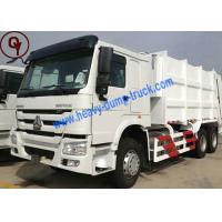 China Electric 15 Cubic Meters Garbage Collection Truck Left Hand Drive Type on sale