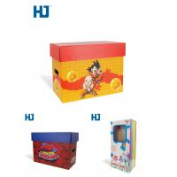 cartoon cardboard display packaging boxes for store