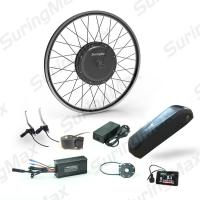 China 48v1000w High Power Electric Bike Conversion Kit With Battery And Controller on sale