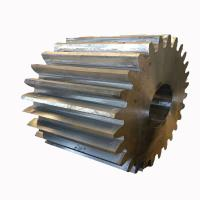 China safety large spur big bevel gear made in china, Transmission Gearbox use gear wholesale