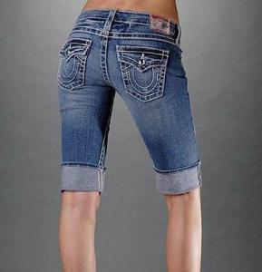 China L Beach Cotton Jeans/Fashion Women