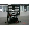 China Plates-formes de fonctionnement élevées mobiles professionnelles pour 2 personnes taille de 12 mètres wholesale