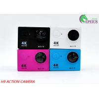 China H9 Ultra Hd 4k Action Camera, 4k Underwater Video CameraWith Wide Angle Lens wholesale