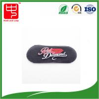 China Eco Friendly Hook And Loop Hair Clips Self Adhesive With Nylon Material on sale